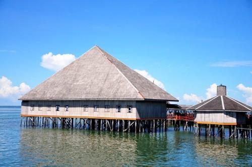 Île Mabul (Mabul Island) :