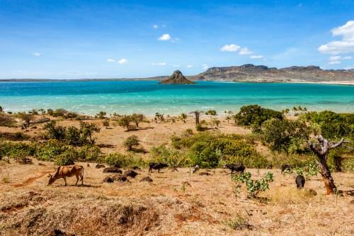 Madagascar : Baie d'Antsiranana, au nord de Madagascar