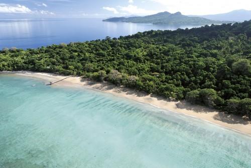 Mayotte : Plage N'Gouja, Mayotte
