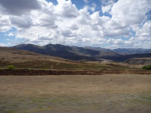 Mokhotlong : African-skies-1-Mokhotlong-Lesotho