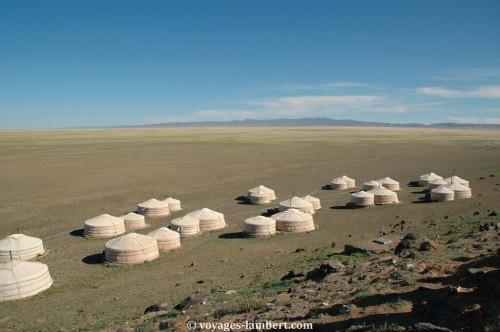 Mongolie : Mongolie & lac Baïkal