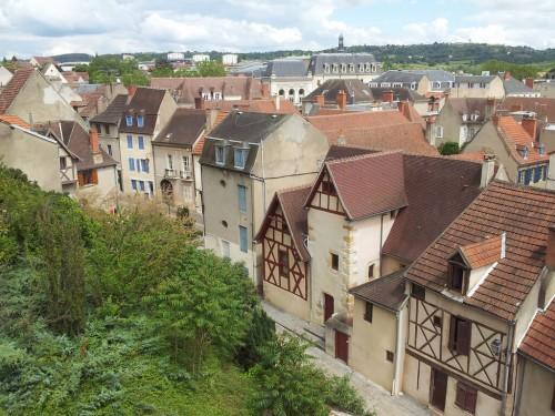 Montluçon : Le vieux Montluçon