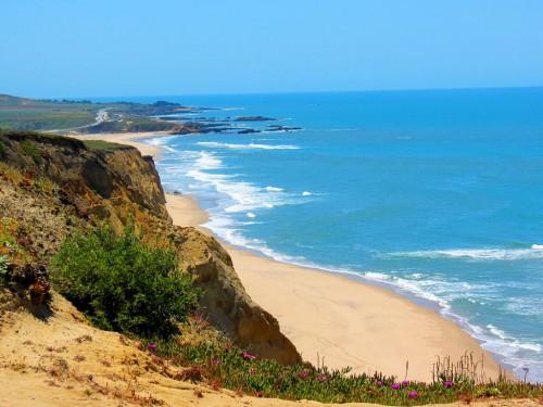 Moss Beach :