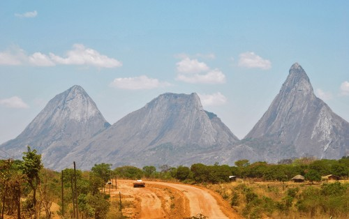 Mozambique : Voyages à travers le désert du Nord du Mozambique