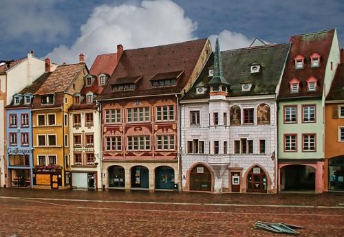 Mulhouse : Mulhouse Alsace France I