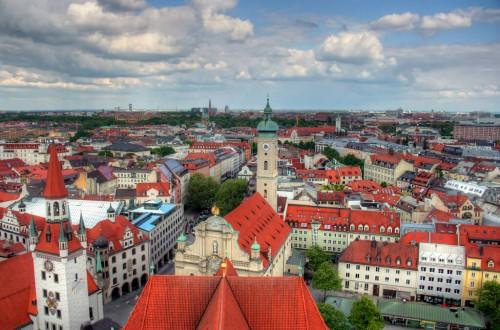 Munich : Munich Cityscape