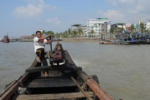 Myeik (îles Mergui) : Myeik, Myanmar