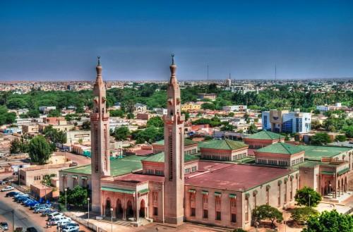 Grande mosquée de Nouakchott