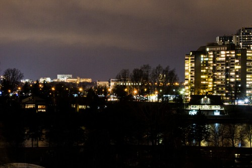 Ottawa : From the Hill
