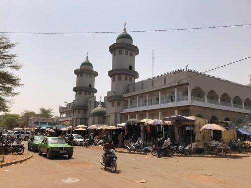 Grande Mosquée à Ouagadougou