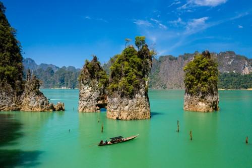 Le parc national Khao Sok