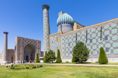 Ouzbékistan : La ville antique de Samarkand
