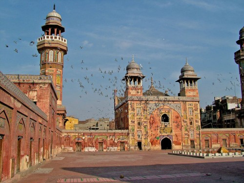 Pakistan : Wazir Khan Mosque