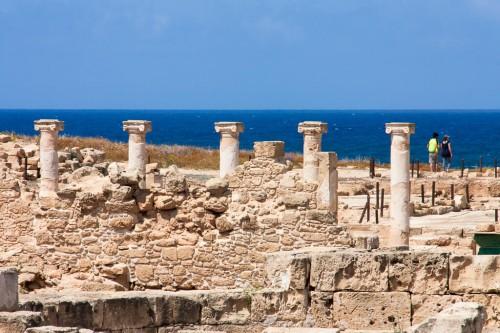 Paphos : Археологический парк