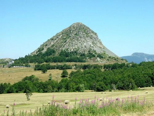 Parc naturel régional des Monts d'Ardèche :