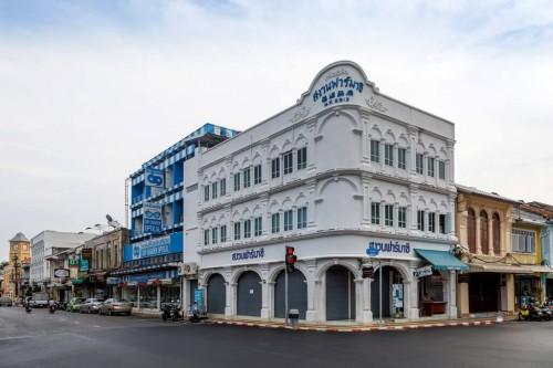 Phuket town :