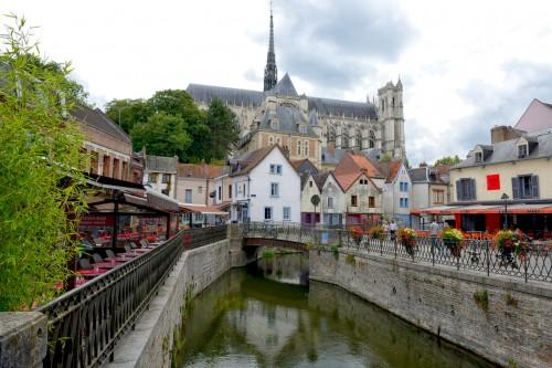 Picardie : Amiens et sa cathédrale