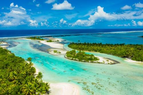 Polynésie française : Rangiroa, Tuamotu
