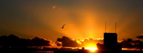 Porto Alegre : Sunset Porto Alegre