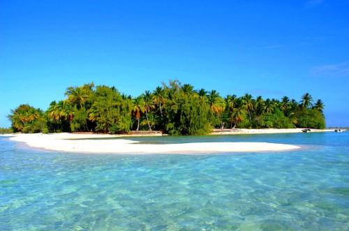 Rangiroa (archipel des Tuamotu) :
