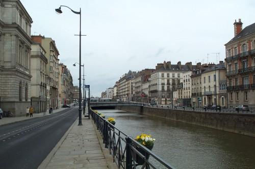 Rennes (Ille-et-Vilaine) : rennes_street_9