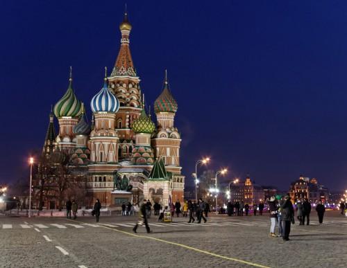 Russie : Saint-Basile