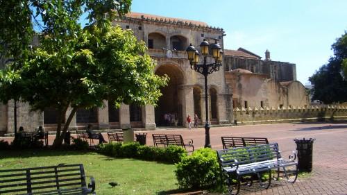 Saint-Domingue : Dominican-Republic - Santo Domingo: Catedral de Santa Maria la Menor