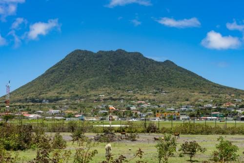 Le volcan Quill à St-Eustache