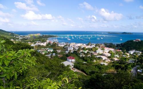 Saint-Vincent-et-les-Grenadines : Clifton Bay, Saint-Vincent-et-les-Grenadines