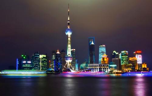 Shanghai : Shanghai Nights