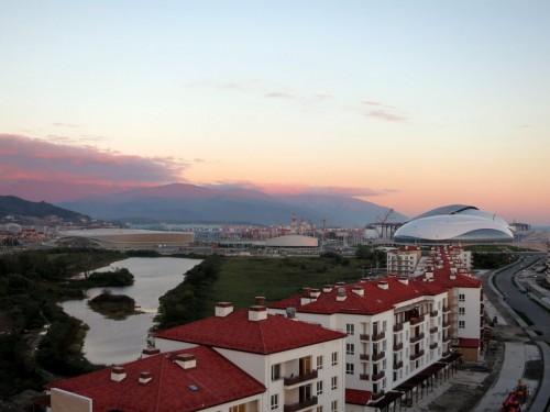 Sotchi : Sochi Olympics Adler 11