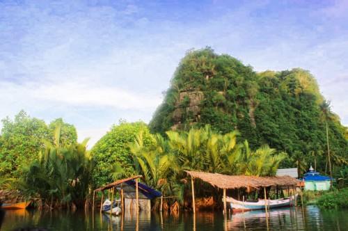 Sulawesi (Célèbes) : Rammang-Rammang