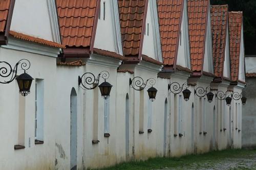 Suwalki : Pokamedulski Klasztor w Wigrach / Poland, Wigry Monastery