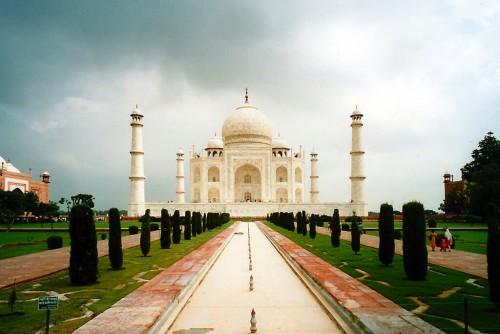 Agra (Taj Mahal) : 009 Taj Mahal, Agra, India