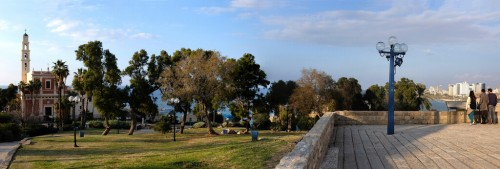 Tel Aviv : summit park
