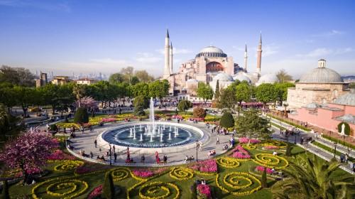 Turquie : Sainte-Sophie, Istanbul