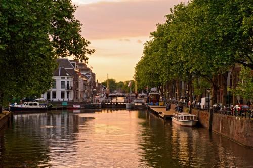 Utrecht : Utrecht sunset