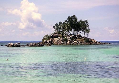 Victoria (Mahé) : Island, near Mahe, Seychelles