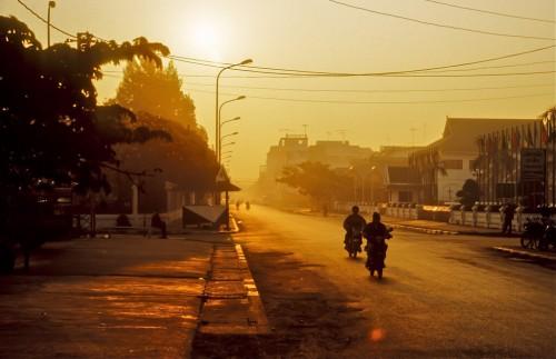 Vientiane : LAOS