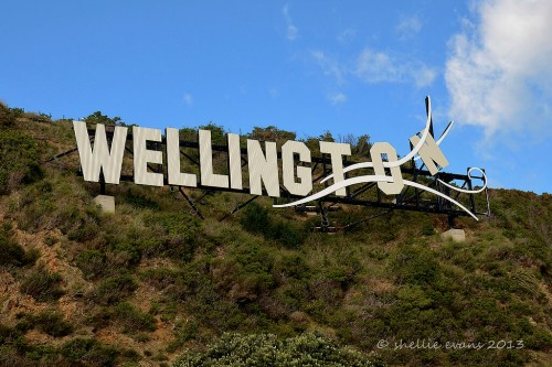 Wellington (île du nord) : Windy Wellington