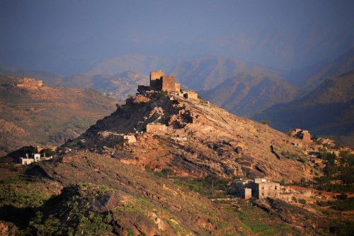 Yémen : Haraz Mountains, Yemen