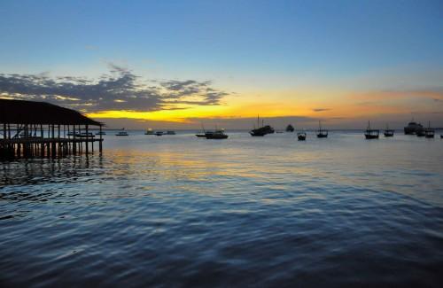 Zanzibar : Sunset, Zanzibar