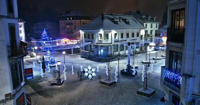 Chamonix : Chamonix Town Centre