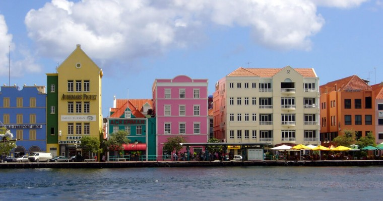 Curaçao : Willemstad Curacao Neth. Ant.