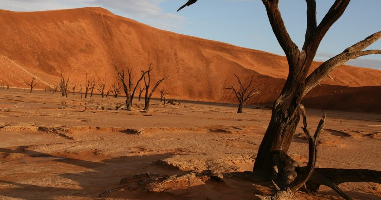 La Namibie