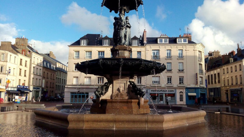 Cherbourg-Octeville (Cotentin)