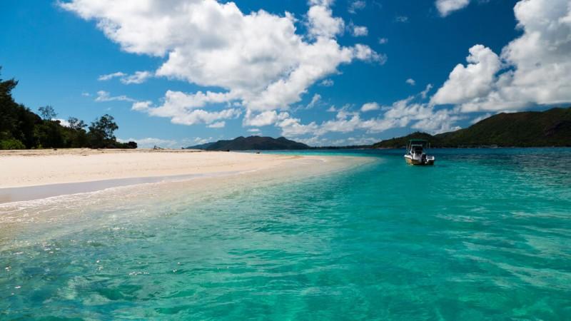 L'île Curieuse