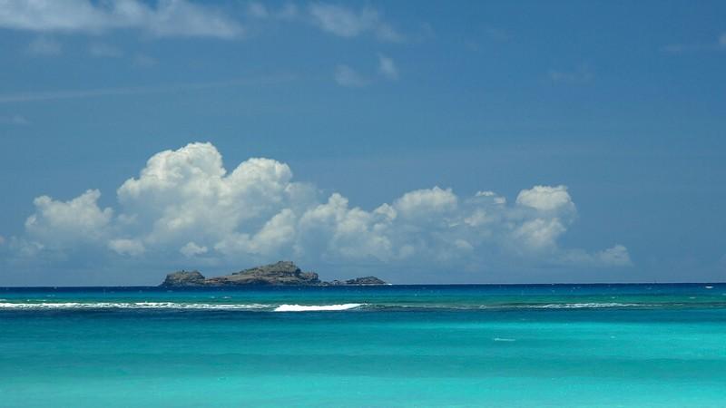 L'île Frégate