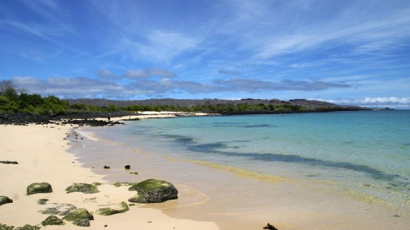 L'Île Santa Cruz