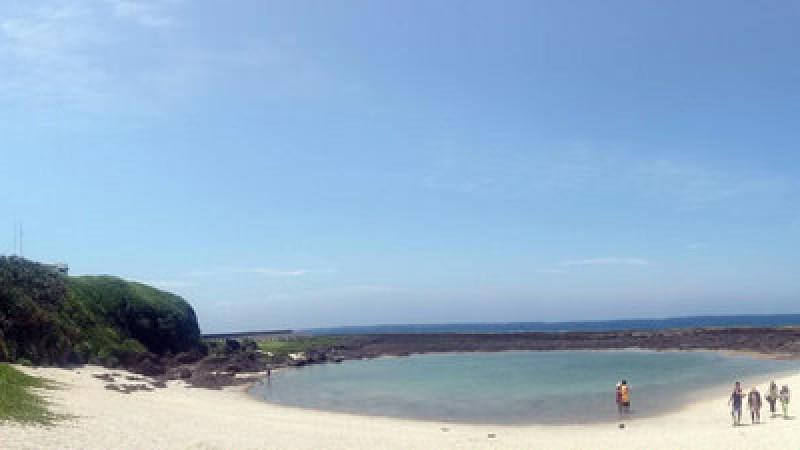 L'île Verte (Lutao)